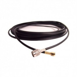 SMA Male to TNCrev UHF cable RG58 3 mt